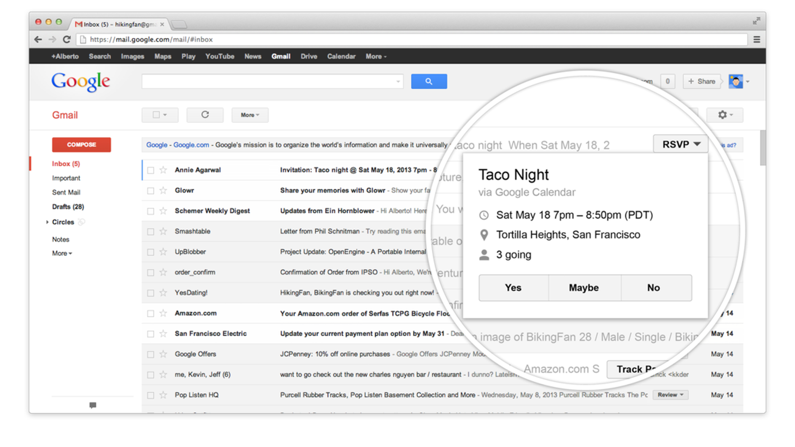 gmail u0026 39 s new quick action buttons let you complete tasks
