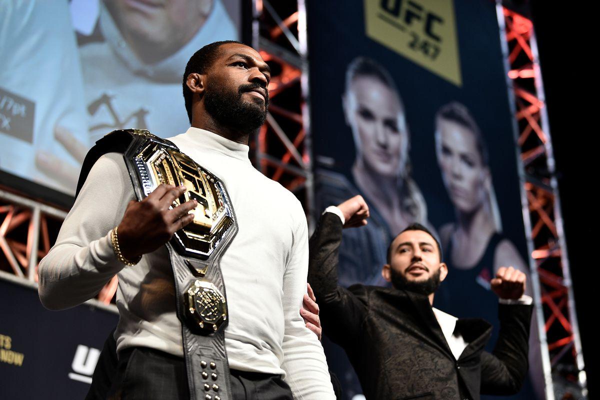 UFC 247: Press Conference