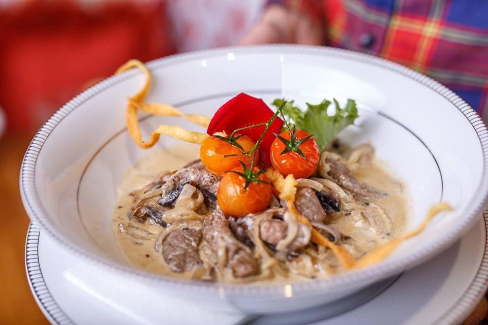 Best restaurants in Stratford, east London: White Goose