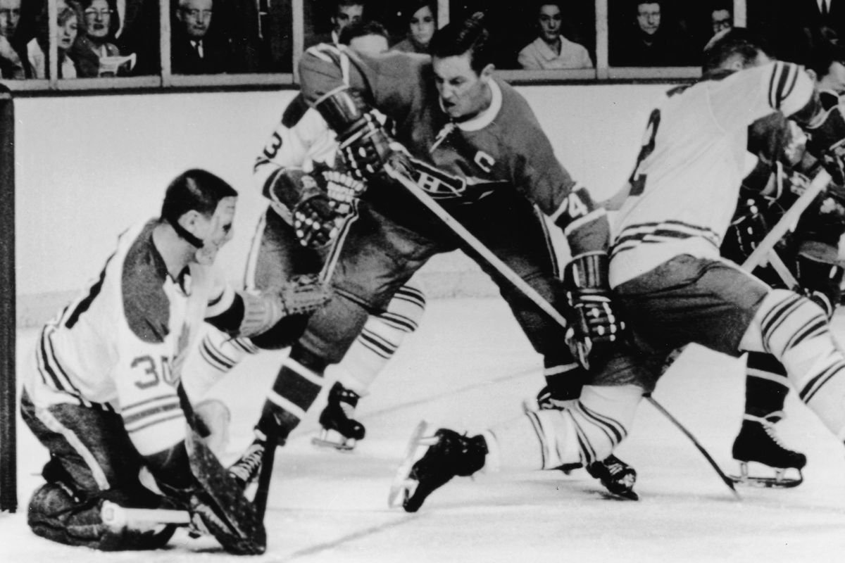 1967 Stanley Cup Finals - Game 5: Toronto Maple Leafs v Montreal Canadiens