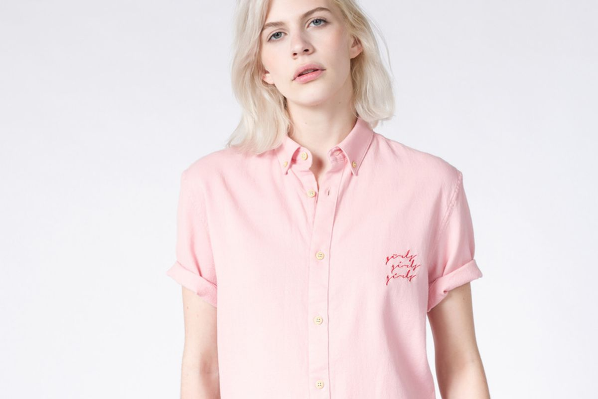 The Button Up Shirt I Want As My Queer Girl Uniform Racked