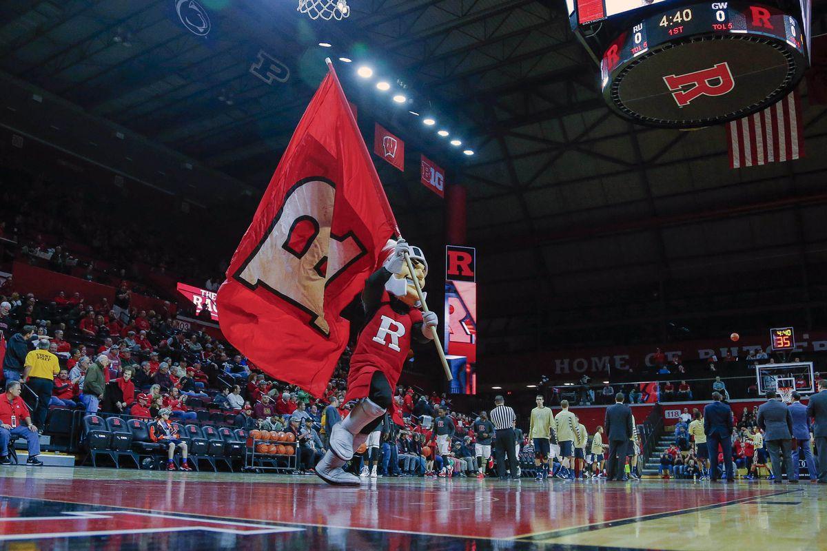 NCAA Basketball: George Washington at Rutgers