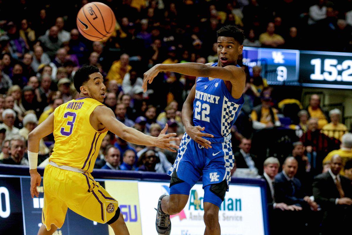 Kentucky Basketball Uk Has Second Best Odds To Win: Kentucky Wildcats Basketball: Highlights And Box Score