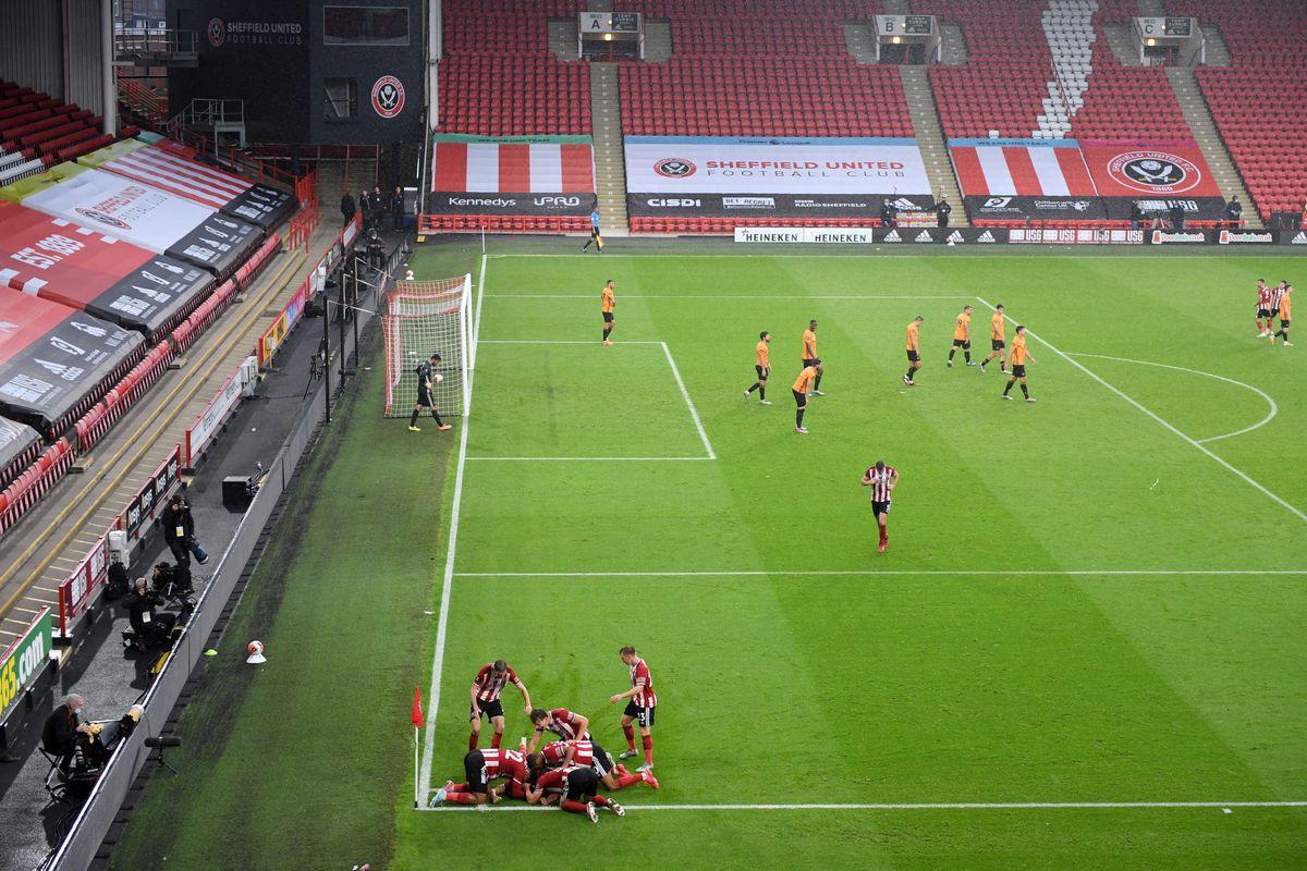Sheffield United v Wolverhampton Wanderers - Premier League