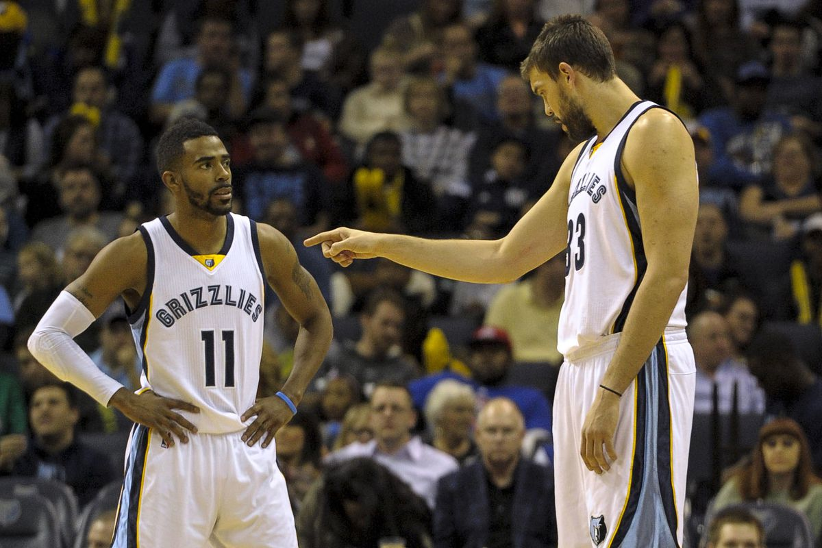 The finger of responsibility should first be pointed at the two best the Grizzlies have to offer.