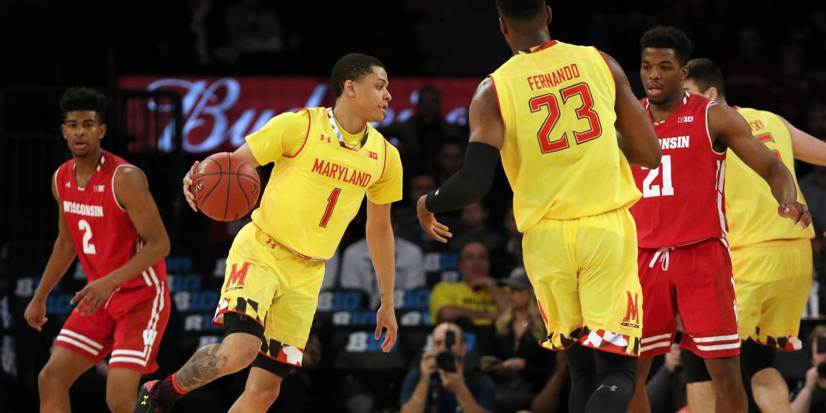 Maryland basketball falls to Wisconsin in first Big Ten tournament game, 59-54