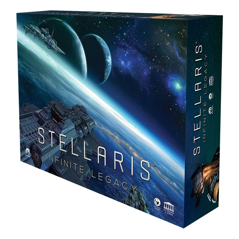 Box art for Stellaris: Infinite Legacy