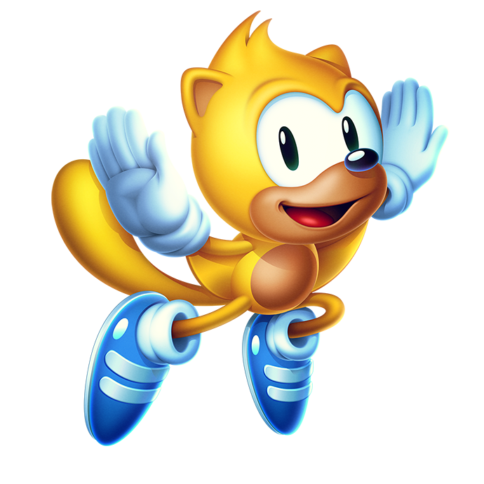sonic mania plus coming this summer with new characters physical