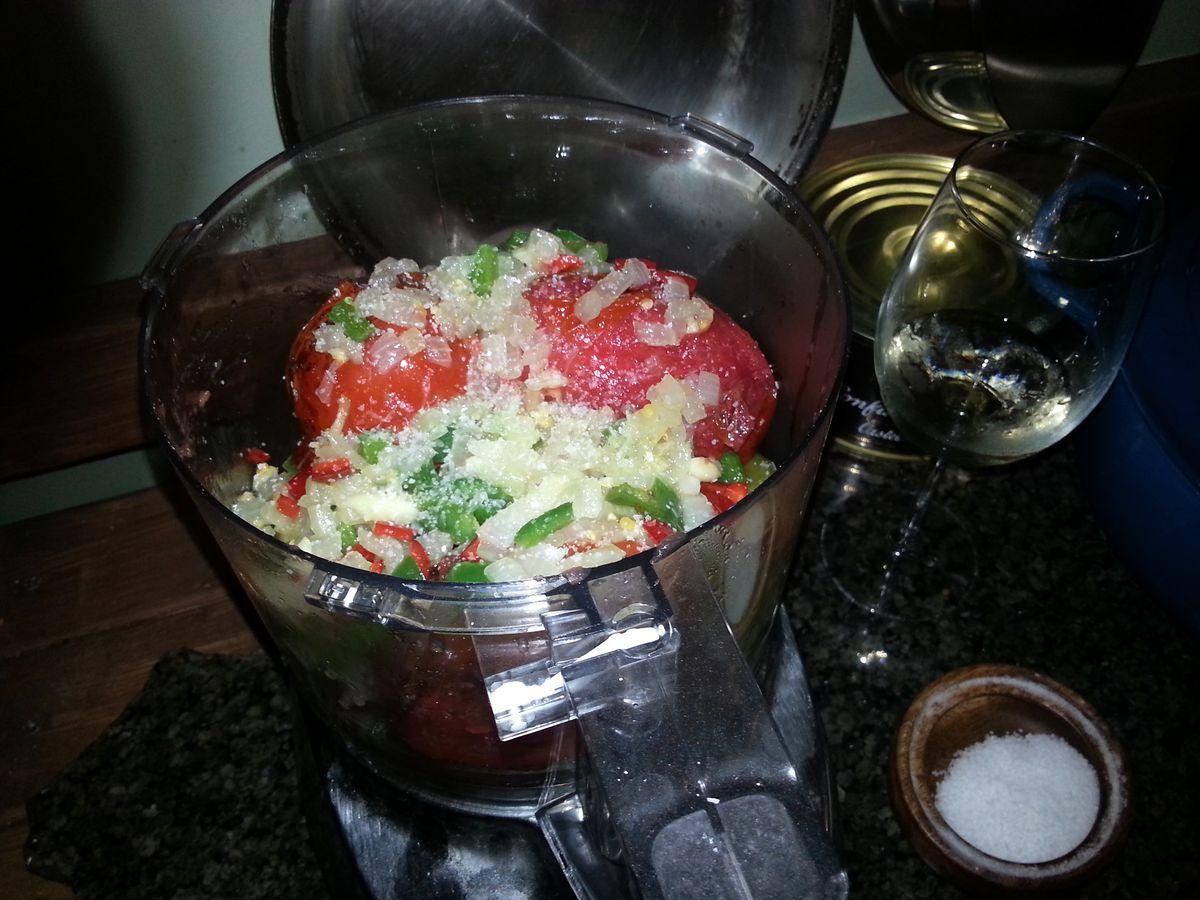 Salsa Puree