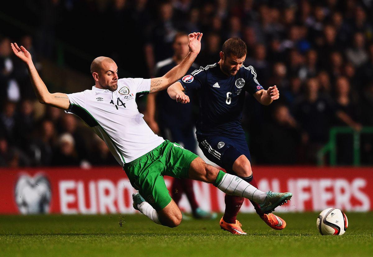 Scotland v Republic of Ireland - EURO 2016 Qualifier