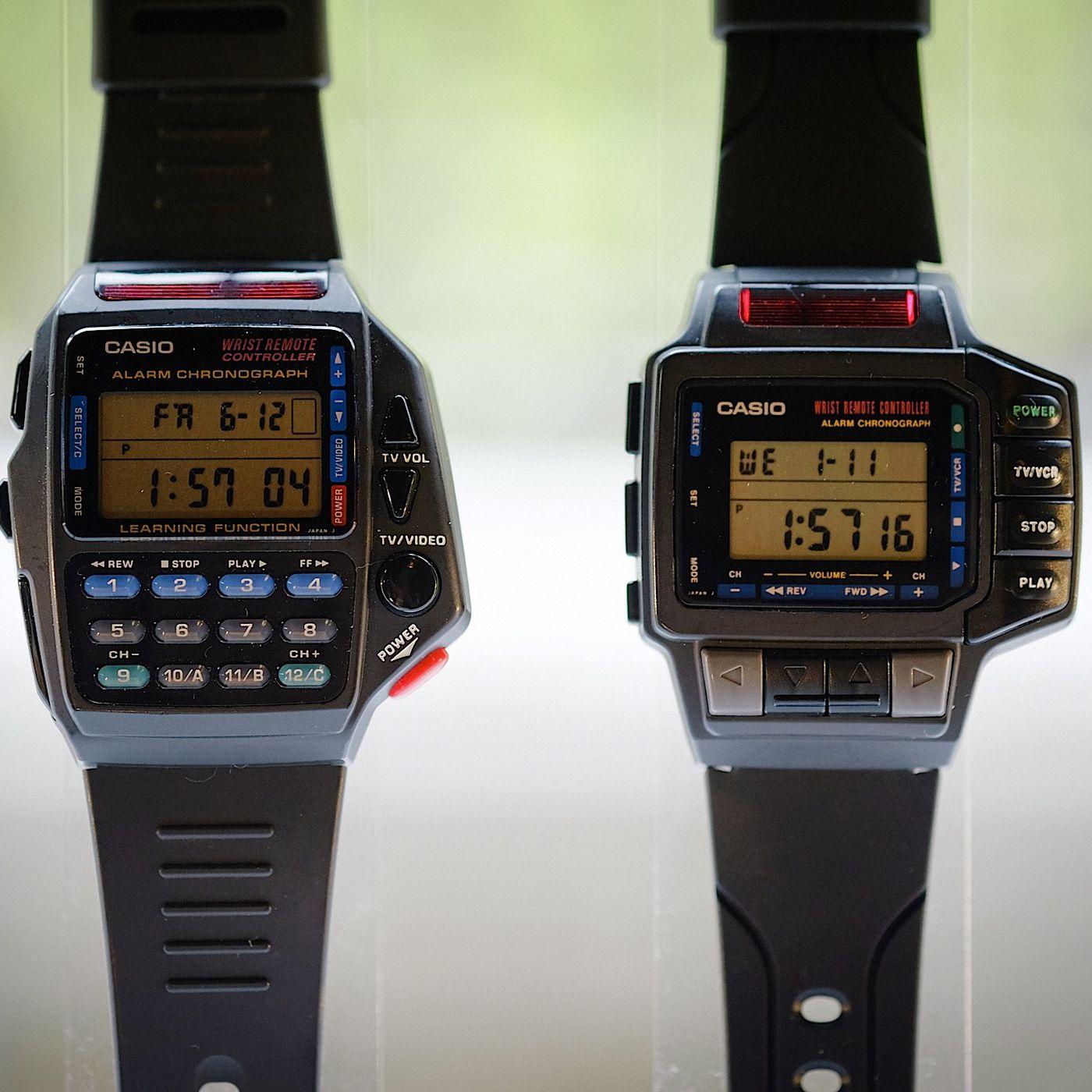 32341fa90652 The original smartwatches  Casio s history of wild wrist designs - The Verge