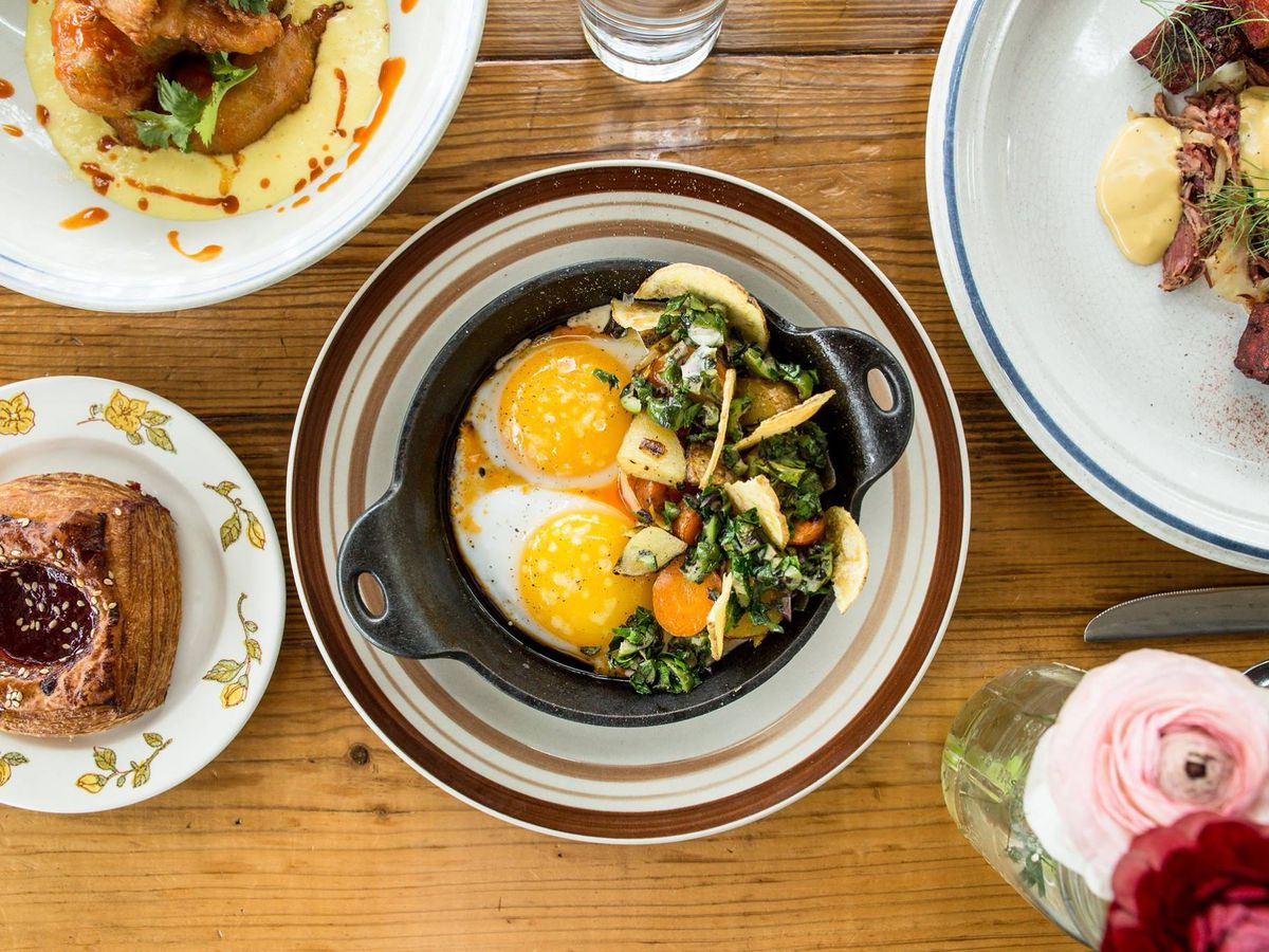 Small plates at Odd Duck