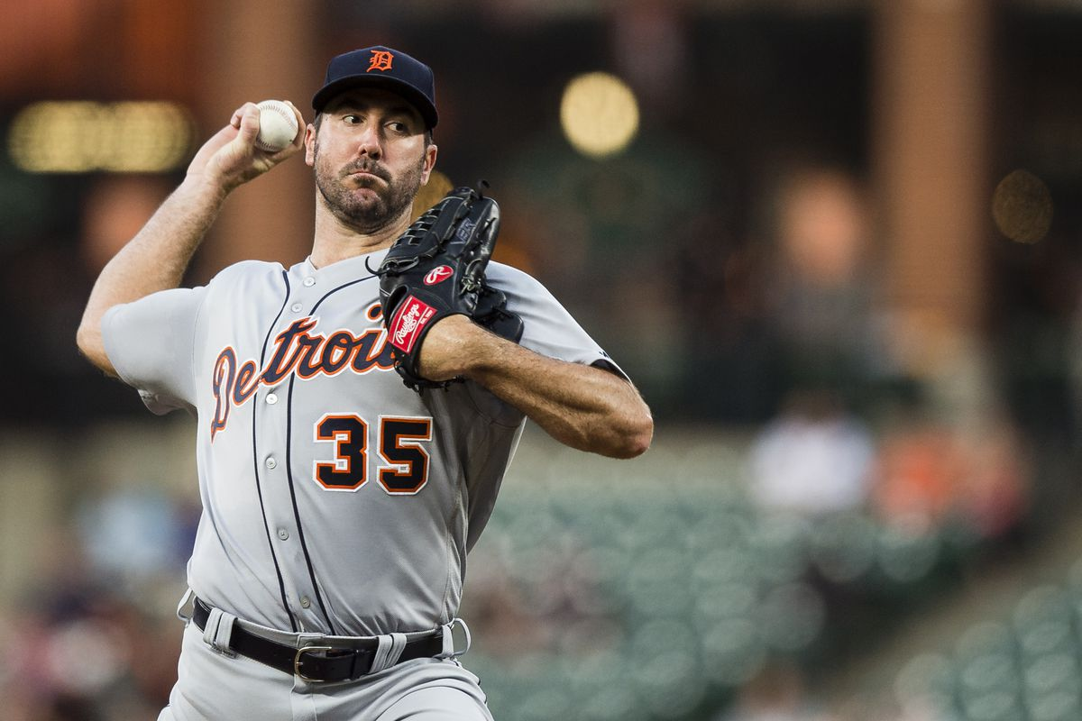 the latest b4c2d 3e1cd Astros, Tigers discussing Justin Verlander trade - SBNation.com