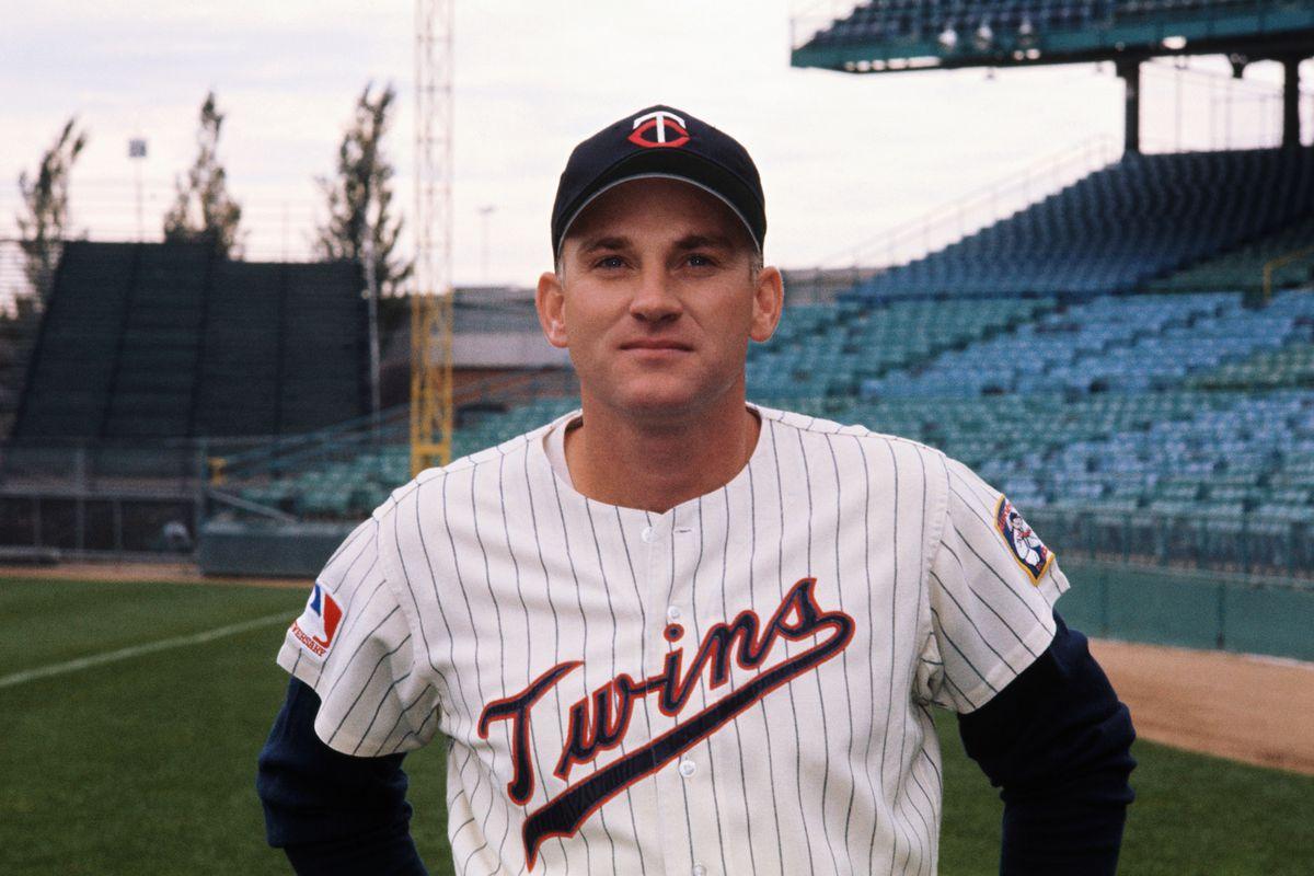 Baseball Player Harmon Killebrew