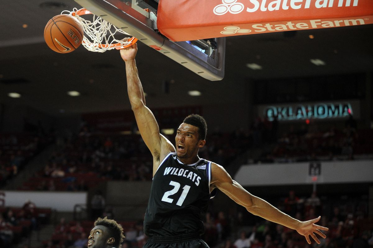 Joel Bolomboy and the Wildcats will be Xavier's first opponent.