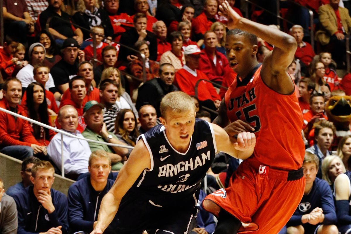 Tyler Haws and Delon Wright, two of the best players in the country, will square of in the Marriott Center