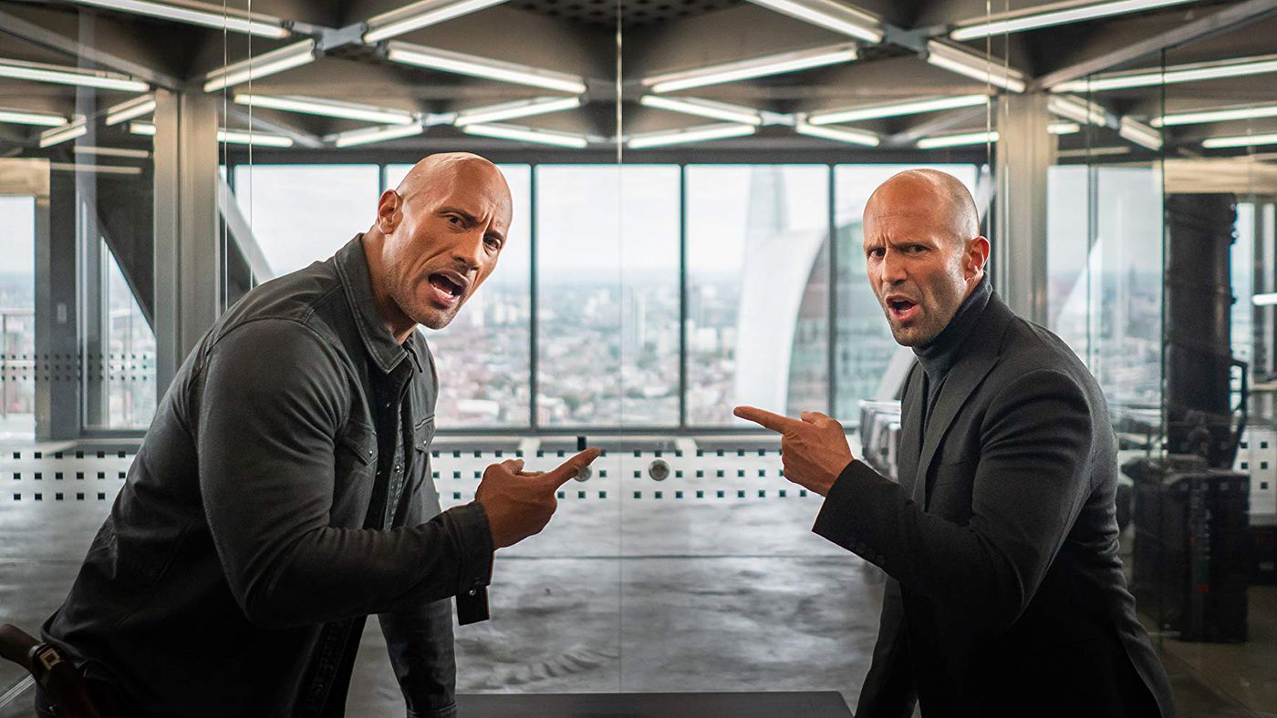 Making 'Hobbs and Shaw' the Action Movie Event of the Summer, With David Leitch