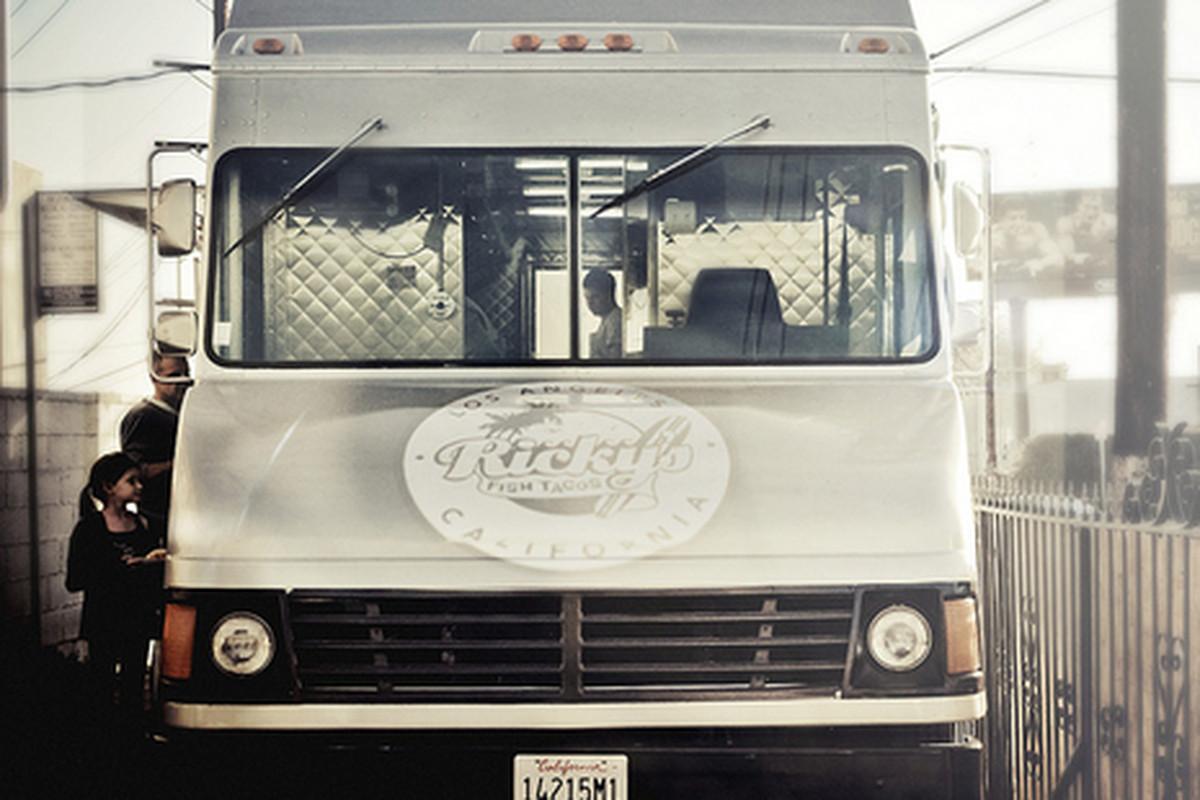 Ricky's Fish Tacos, The Truck.