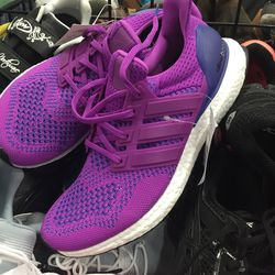 Adidas sneakers, size 7.5, $89.95 (from $179.95)