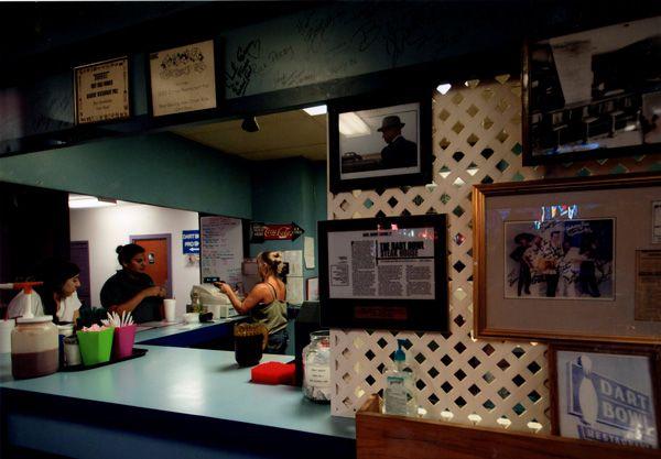 Dart Bowl Cafe