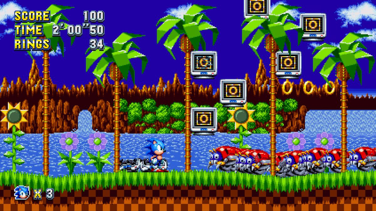 How to access and use Sonic Mania's debug mode - Polygon