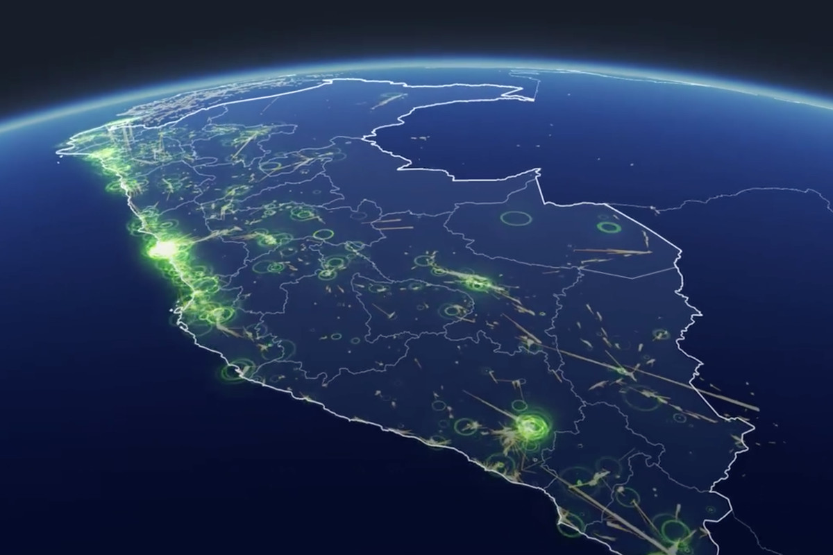 Facebook disaster relief maps