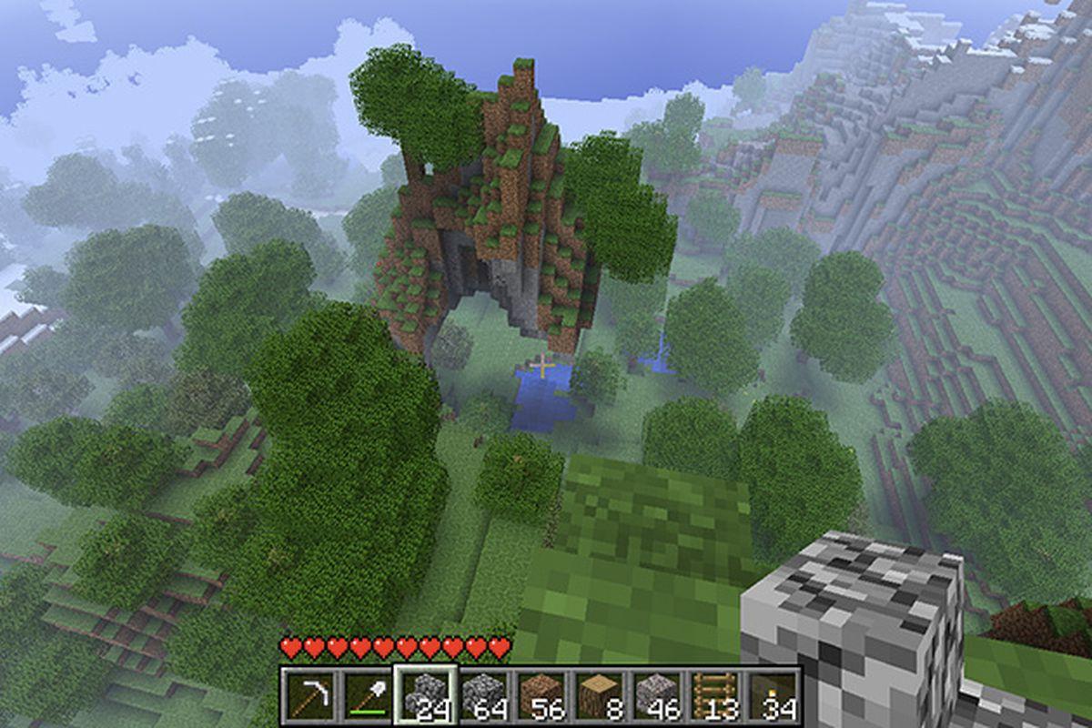 Minecraft Inca
