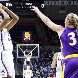 Ashland Eagles vs UConn Women's Basketball