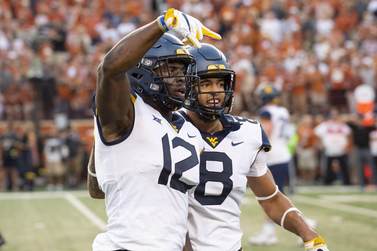 NCAA Football: West Virginia at Texas