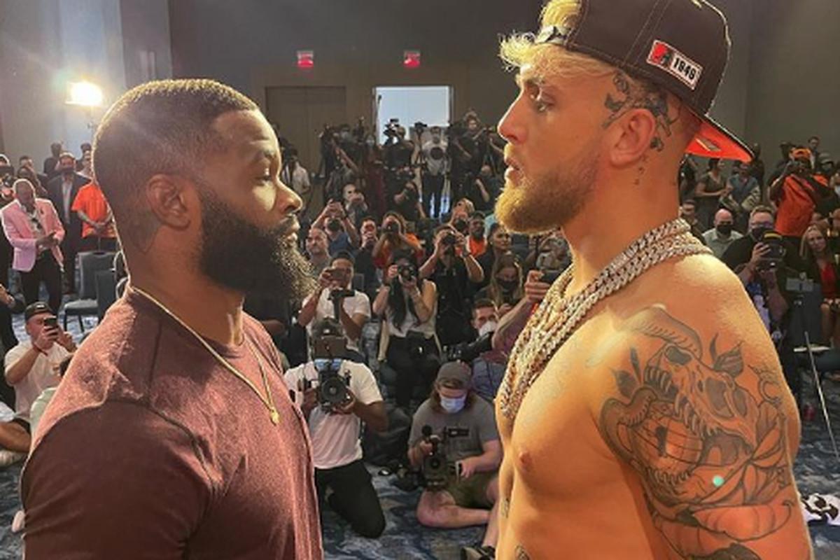 Jake Paul vs Tyron Woodley, Paul vs Woodley, Combat Culture, Boxing, Interview, Combat Sports Interview, Shakiel Mahjouri, YouTube,