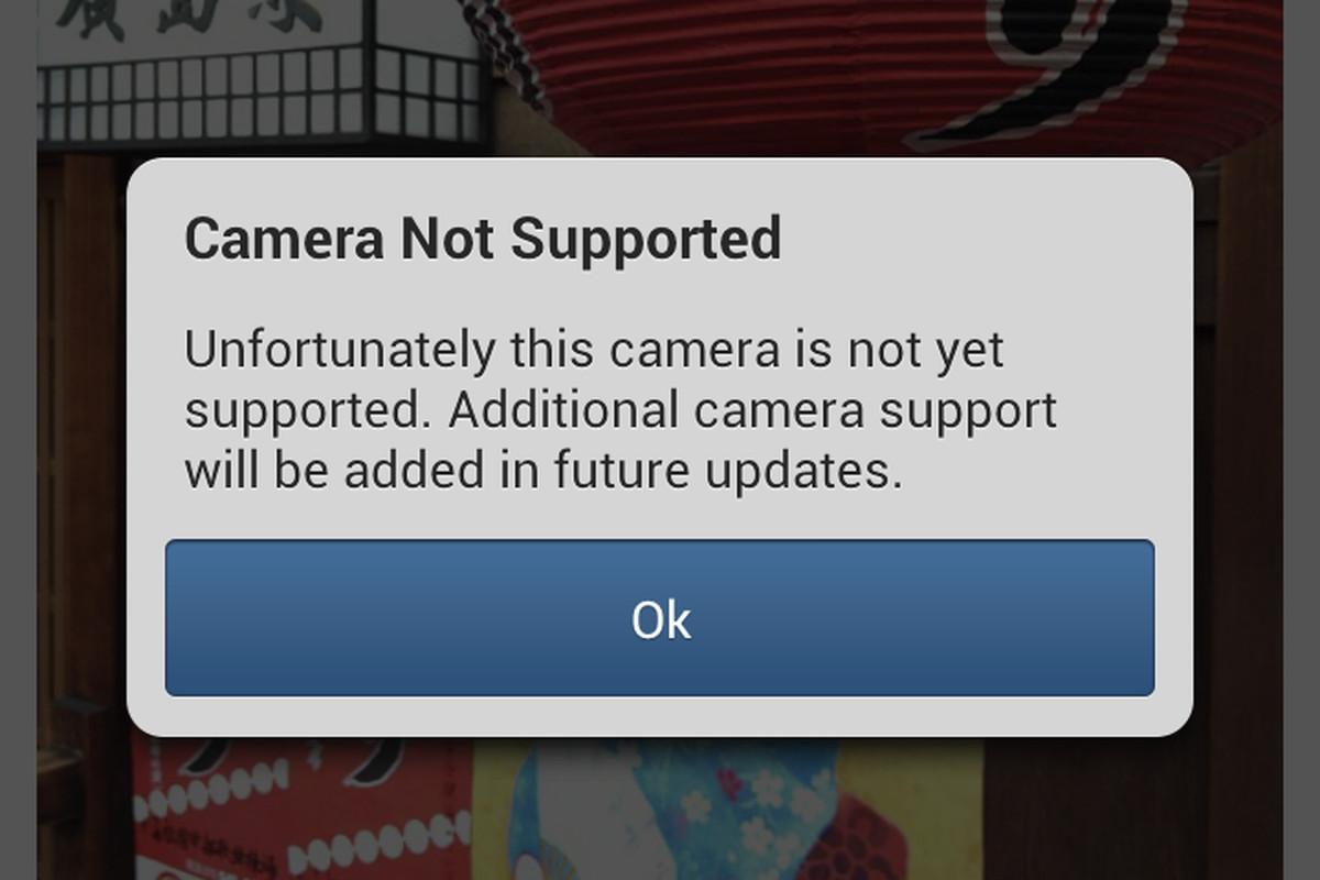 Instagram for Android updated with bugfixes, but doesn't support HTC
