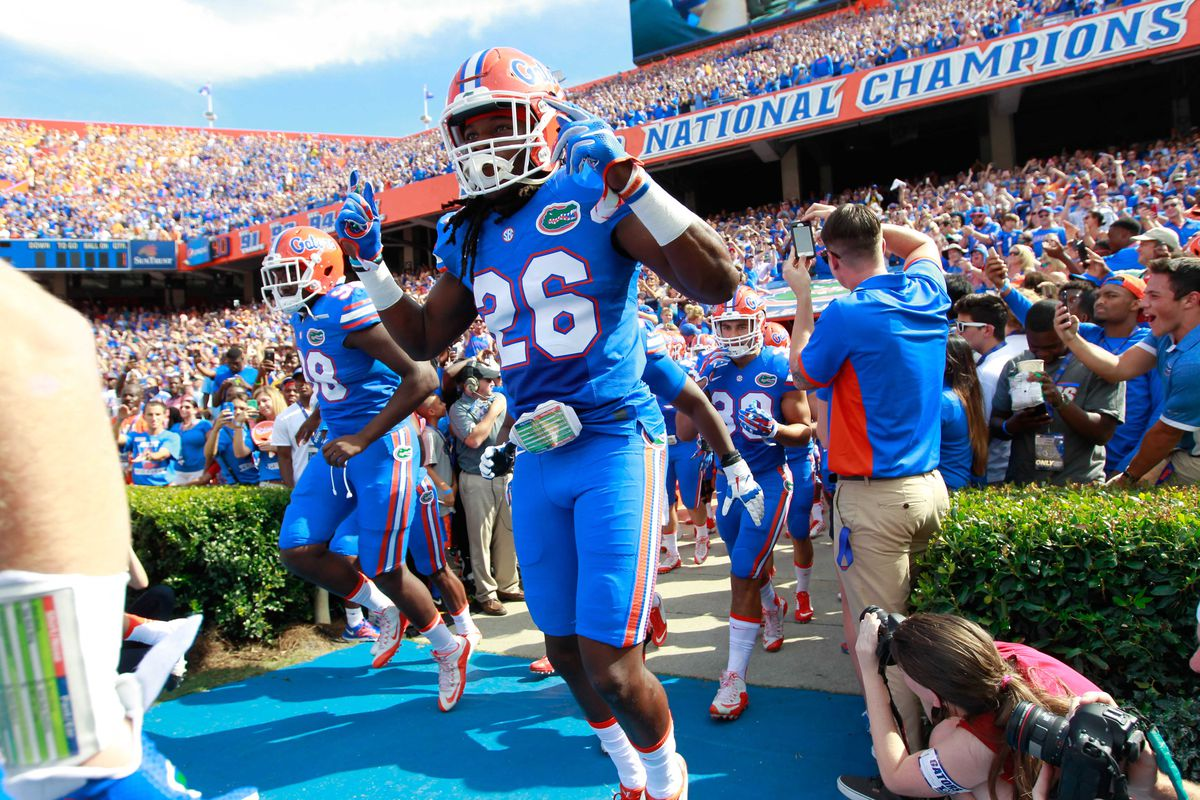 official photos 52a07 f4b3a Florida safety Marcell Harris will miss the 2017 season with ...