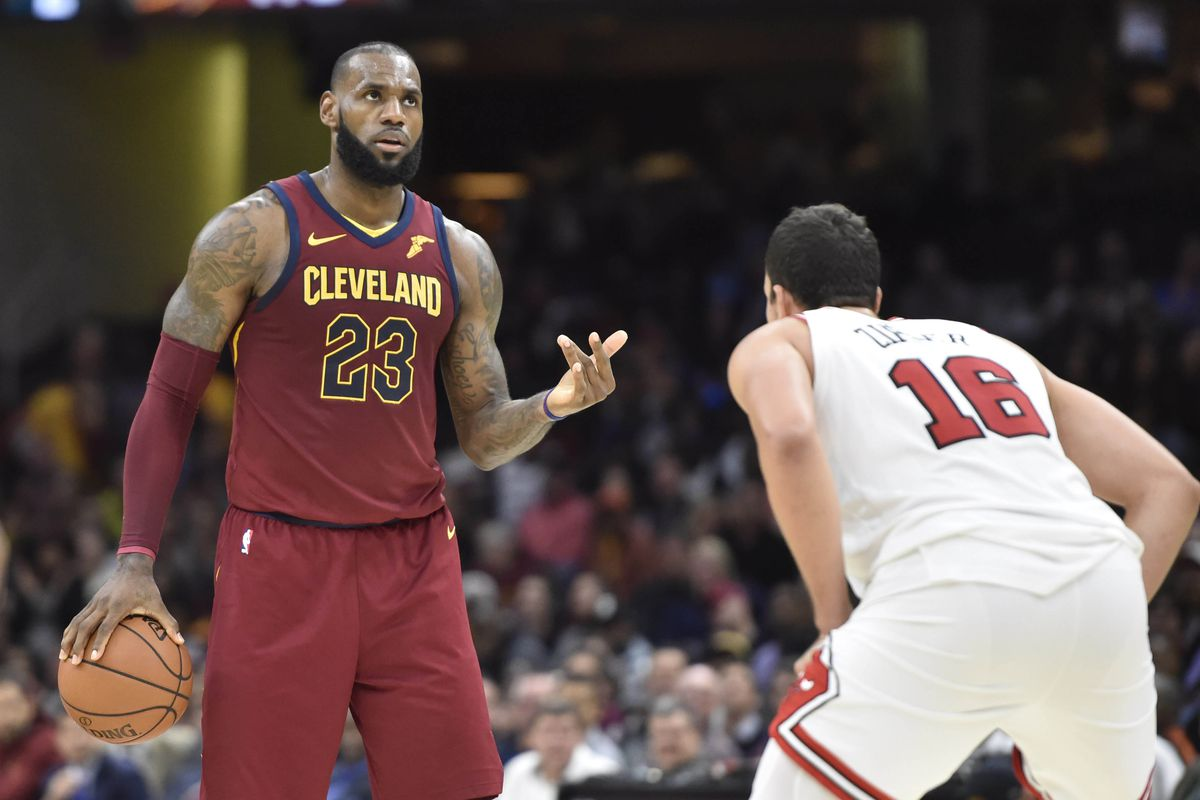 LeBron James names his final goal for National Basketball Association career