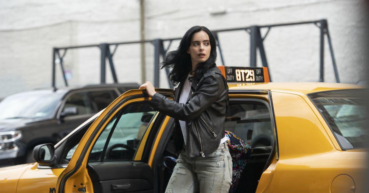Jessica Jones' final season trailer pits Marvel's hero against yet another creepy villain