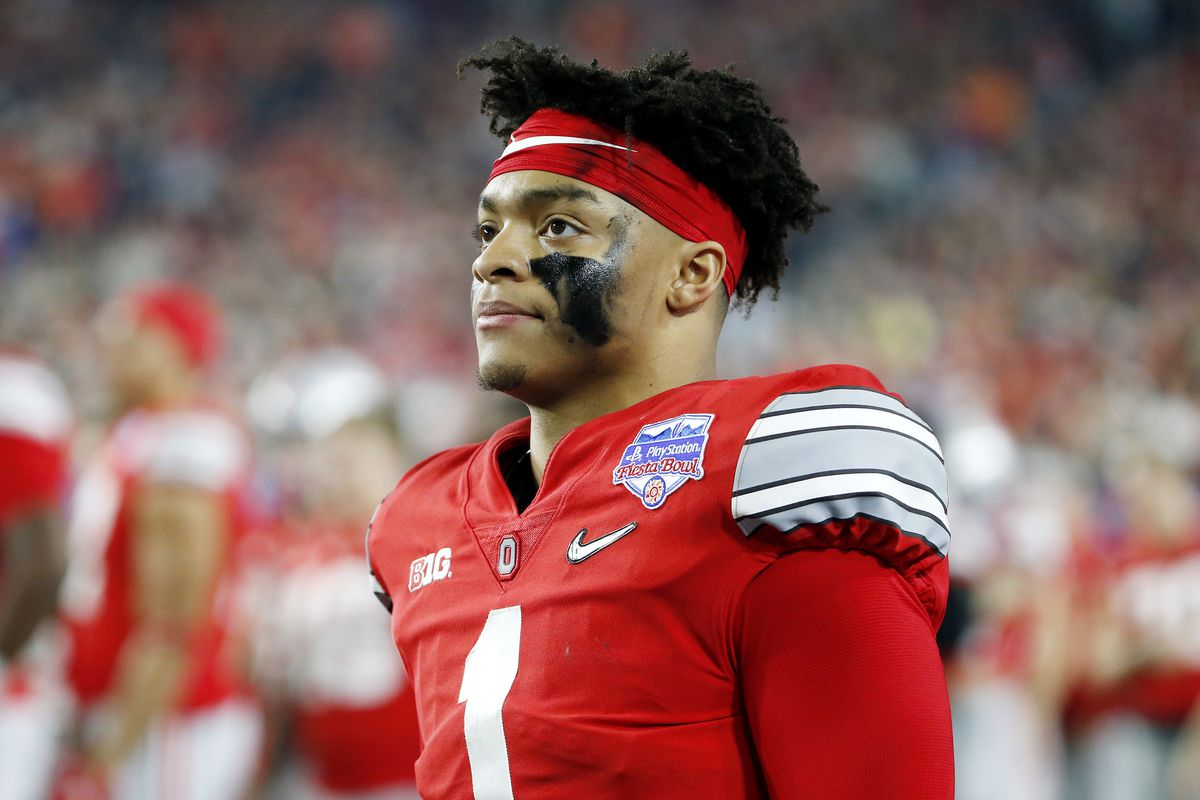 Ohio State news: Prepare yourself for second-year Justin Fields -  Land-Grant Holy Land