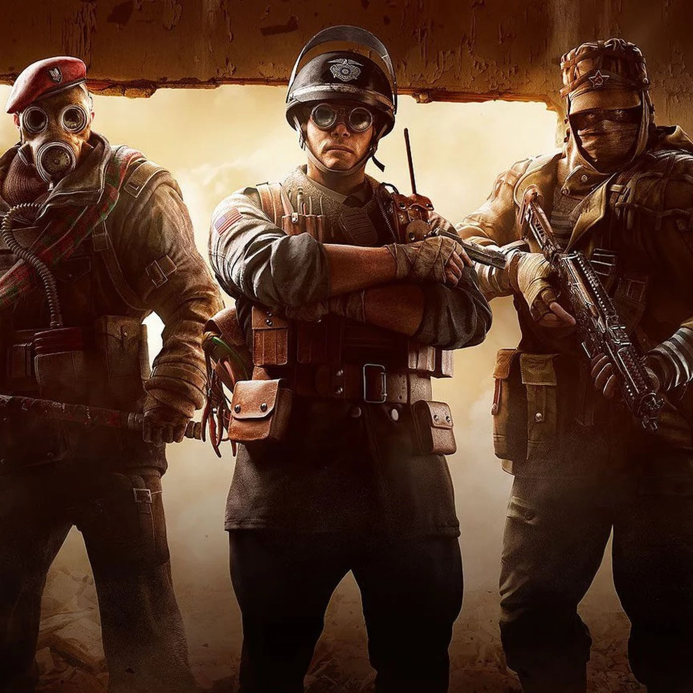 Rainbow Six Siege Review Three Years And 1 000 Plus Hours Later Polygon