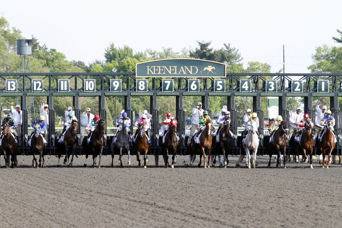 The horse racing industry continues to struggle with the concept of avoiding scheduling conflicts between tracks.