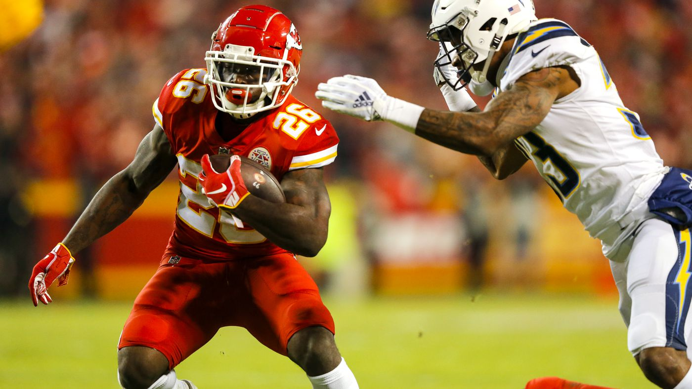 Chiefs training camp 2019: Damien Williams unfazed by committee talk