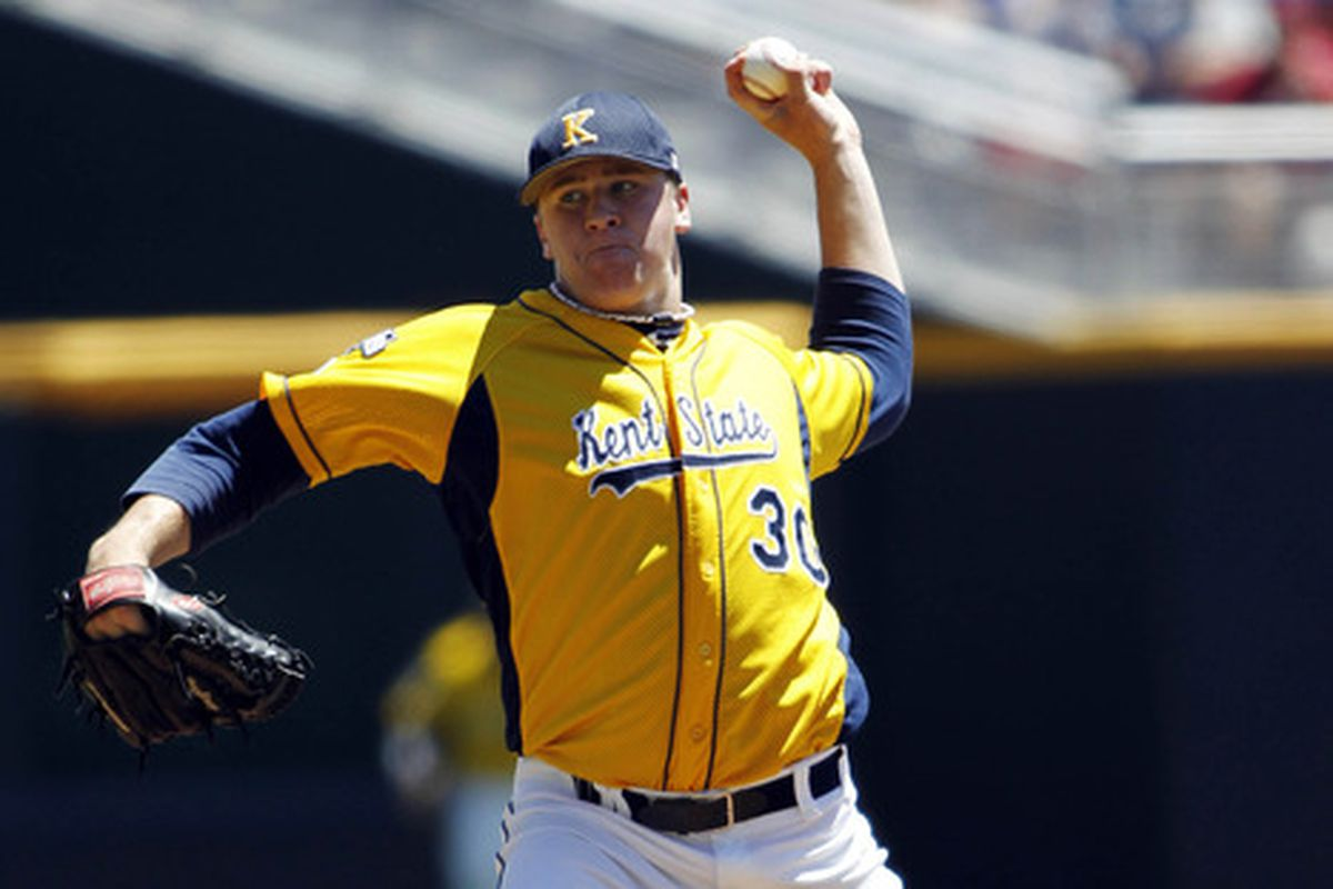 Expect Brian Clark to start Friday for Kent State against Arizona