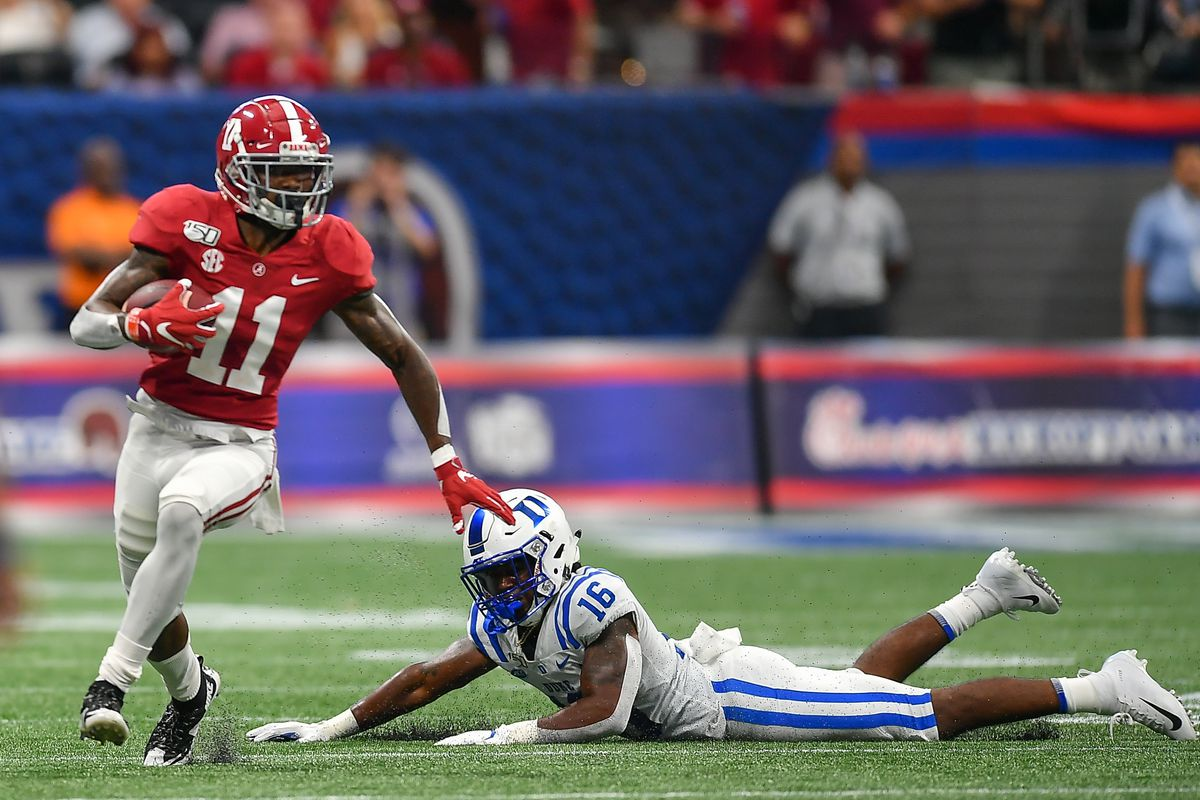 Top College Players 2020.Speedy Receiver Or Best Defensive Player In The 2020 Nfl Draft