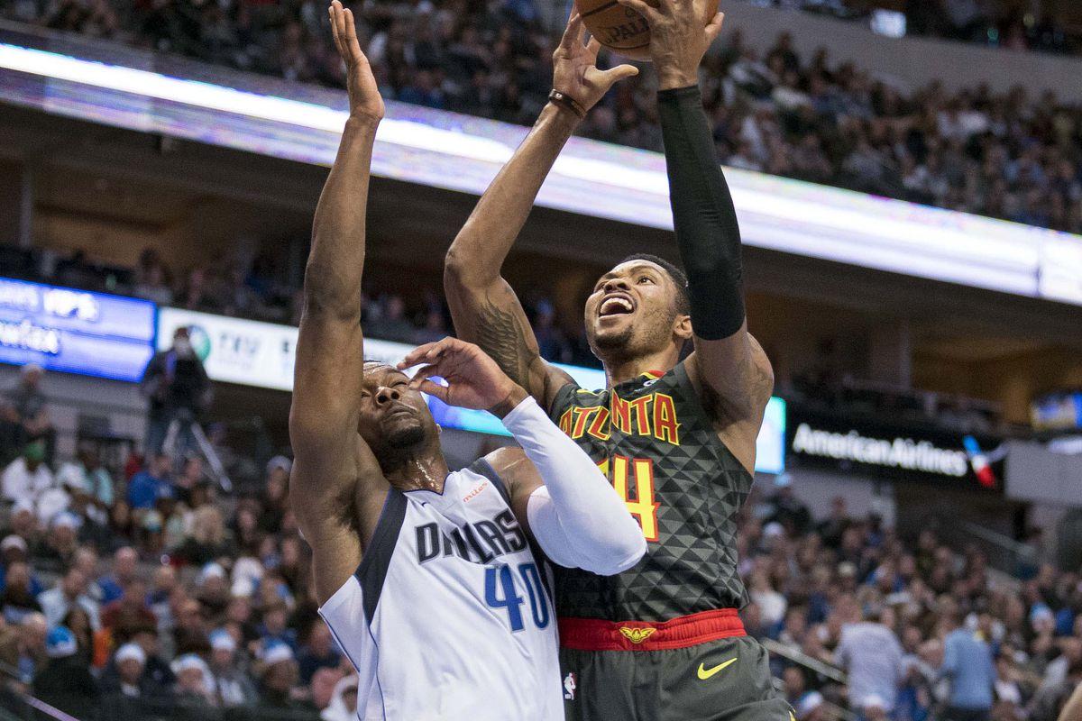 NBA: Atlanta Hawks at Dallas Mavericks