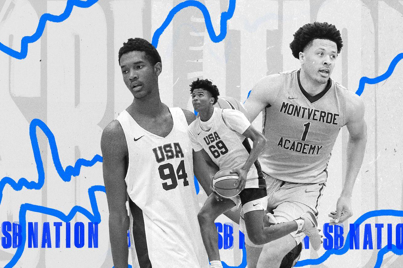 usa u19.0 - Meet the future NBA studs carrying USA Basketball as high schoolers