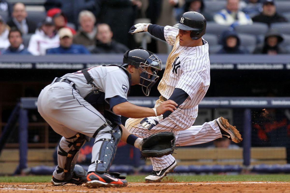 Should Alex Avila remain the Tigers' starting catcher?