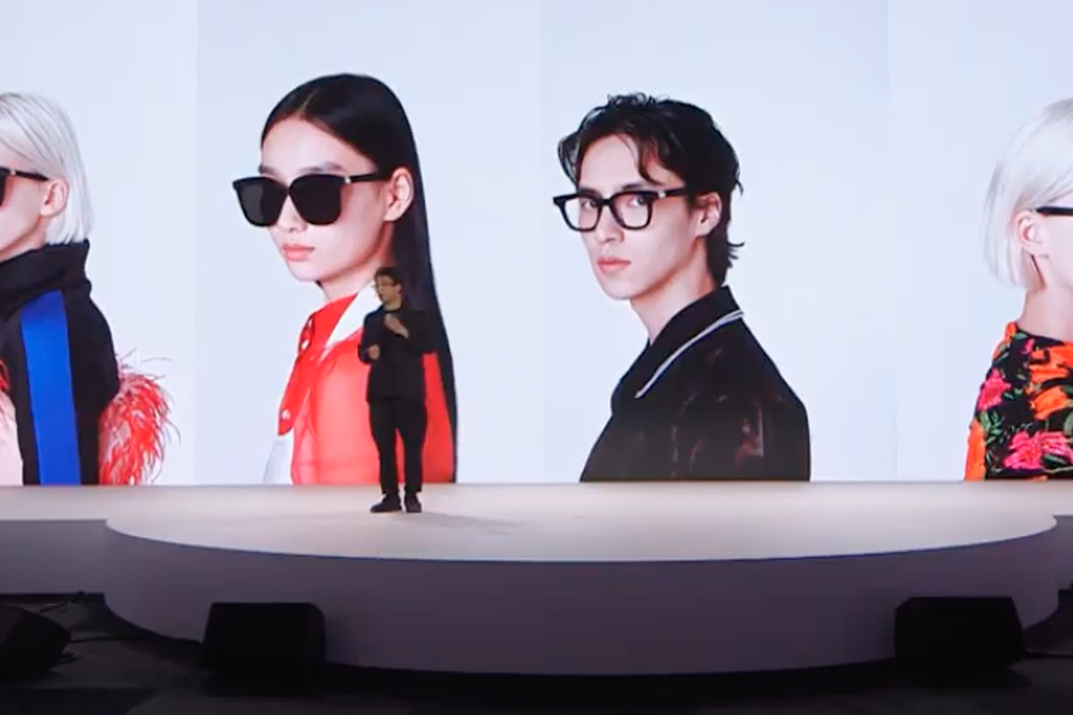 5a2725d2bd Huawei is releasing smart glasses in collaboration with Gentle Monster