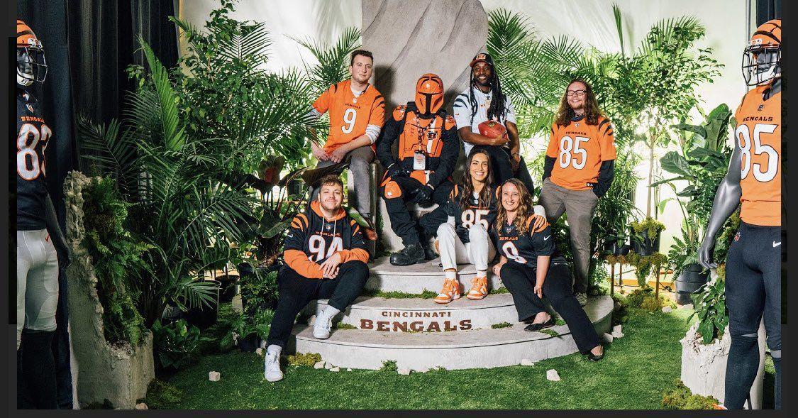 Ranking the new Bengals uniforms