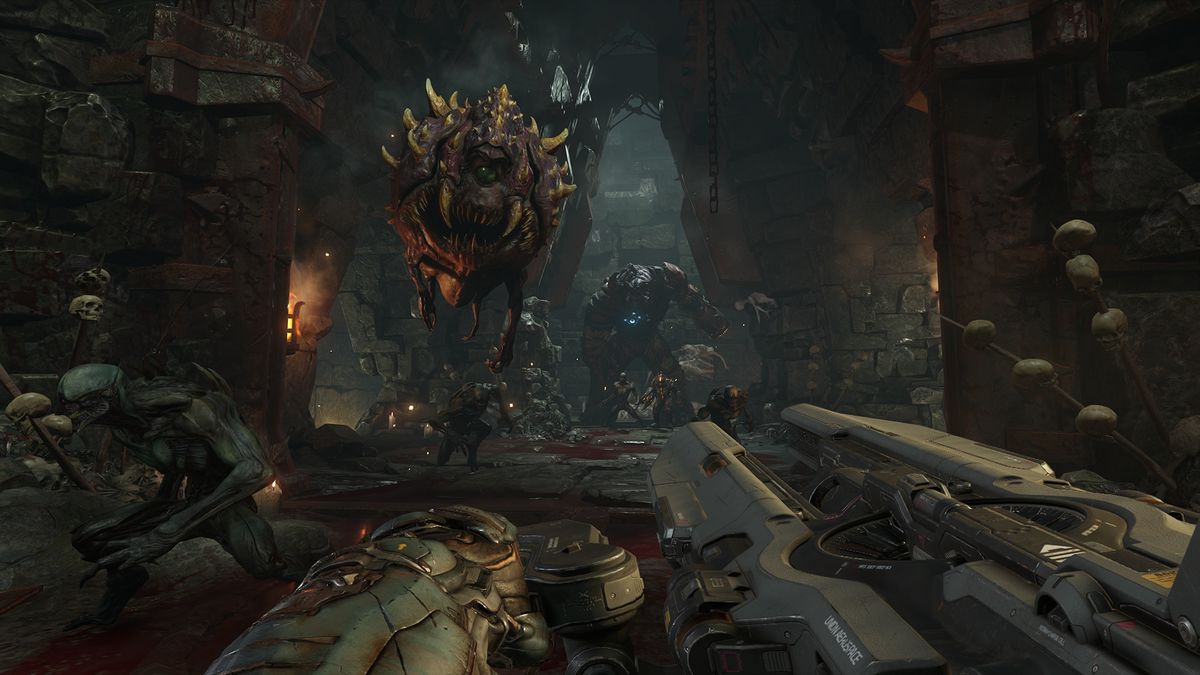Polygon\'s 2016 Games of the Year #1: Doom - Polygon