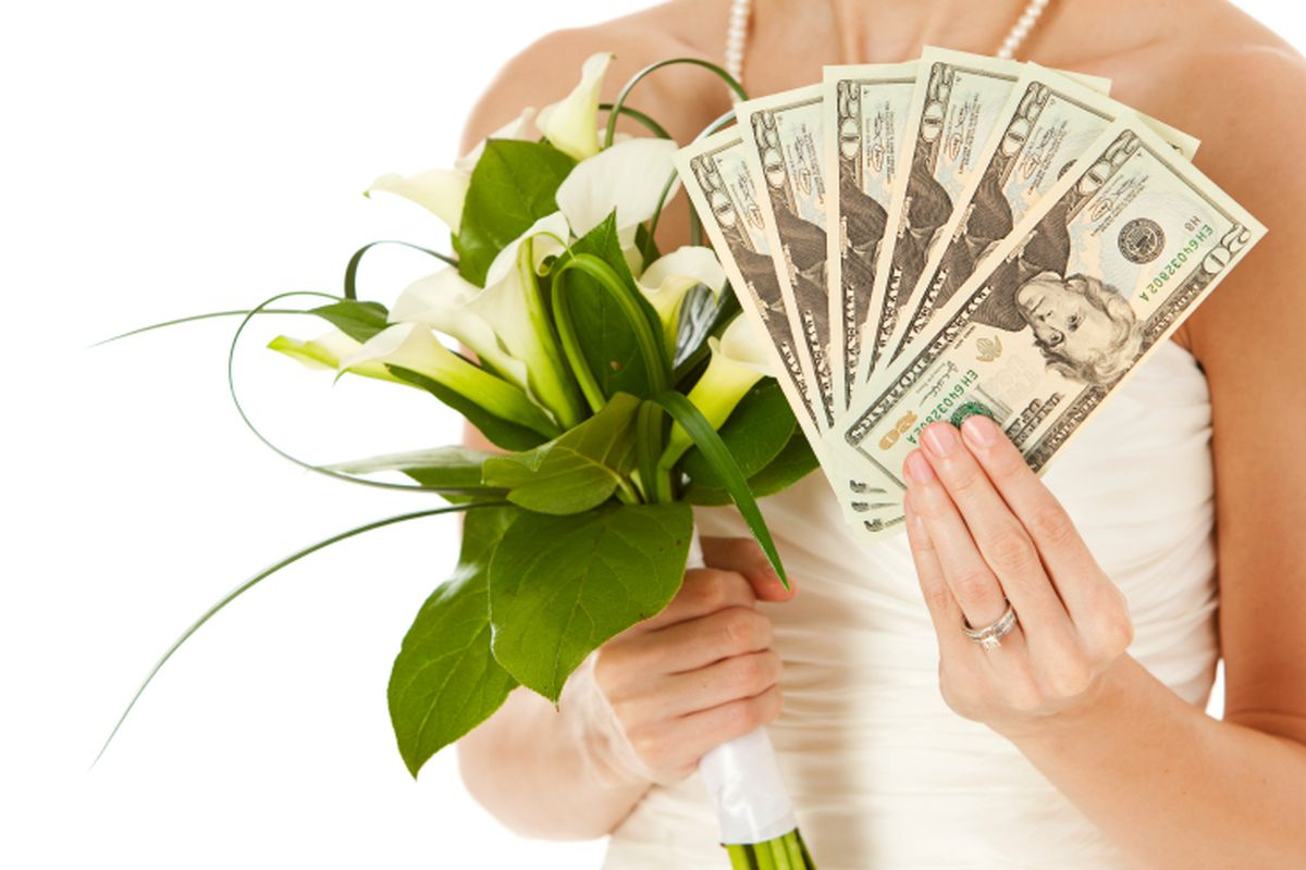 How Much Cash To Give For Wedding Gift: 11 Cash Wedding Registry Options That Aren't Shameful