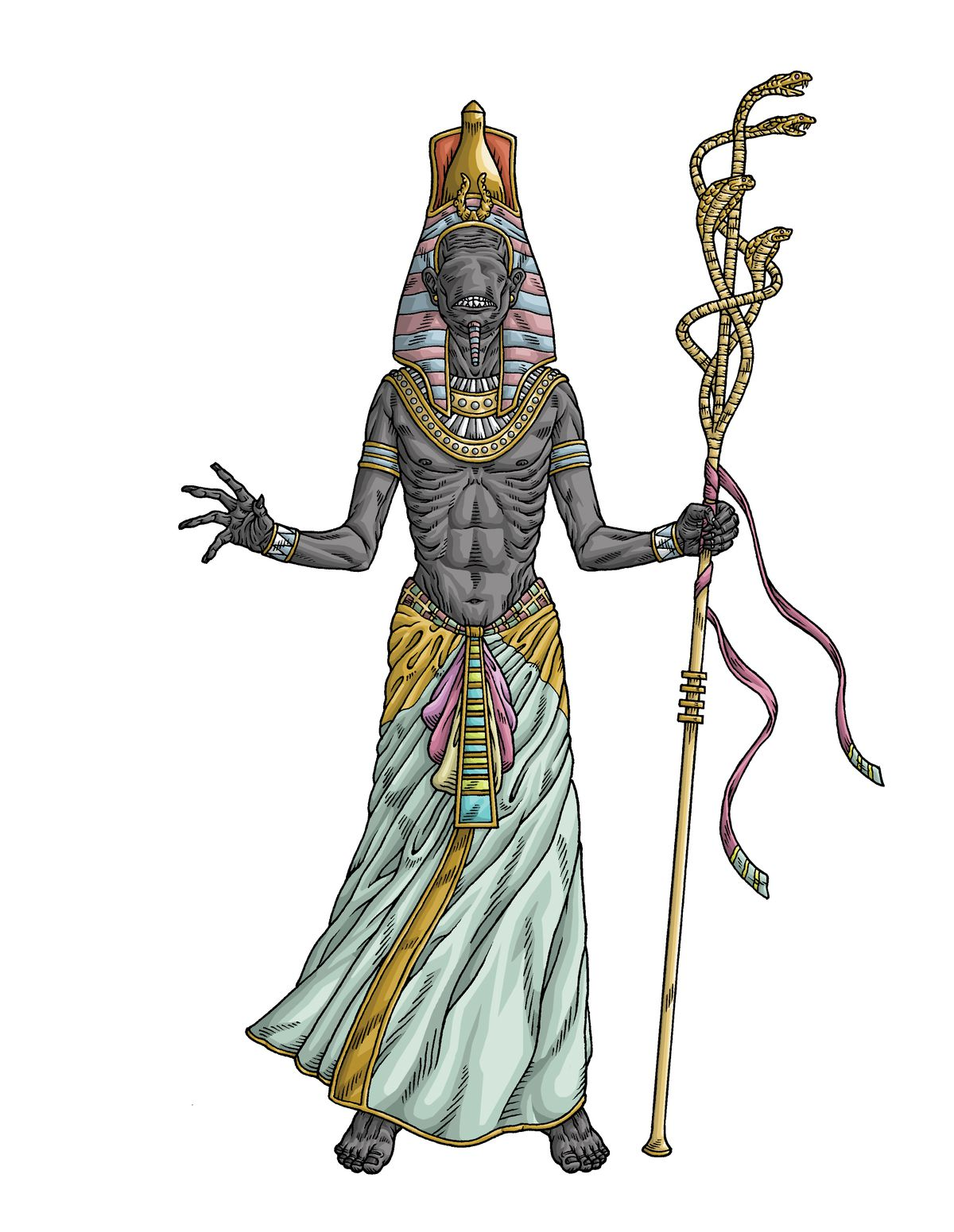 HP Lovecraft's Nyarlathotep
