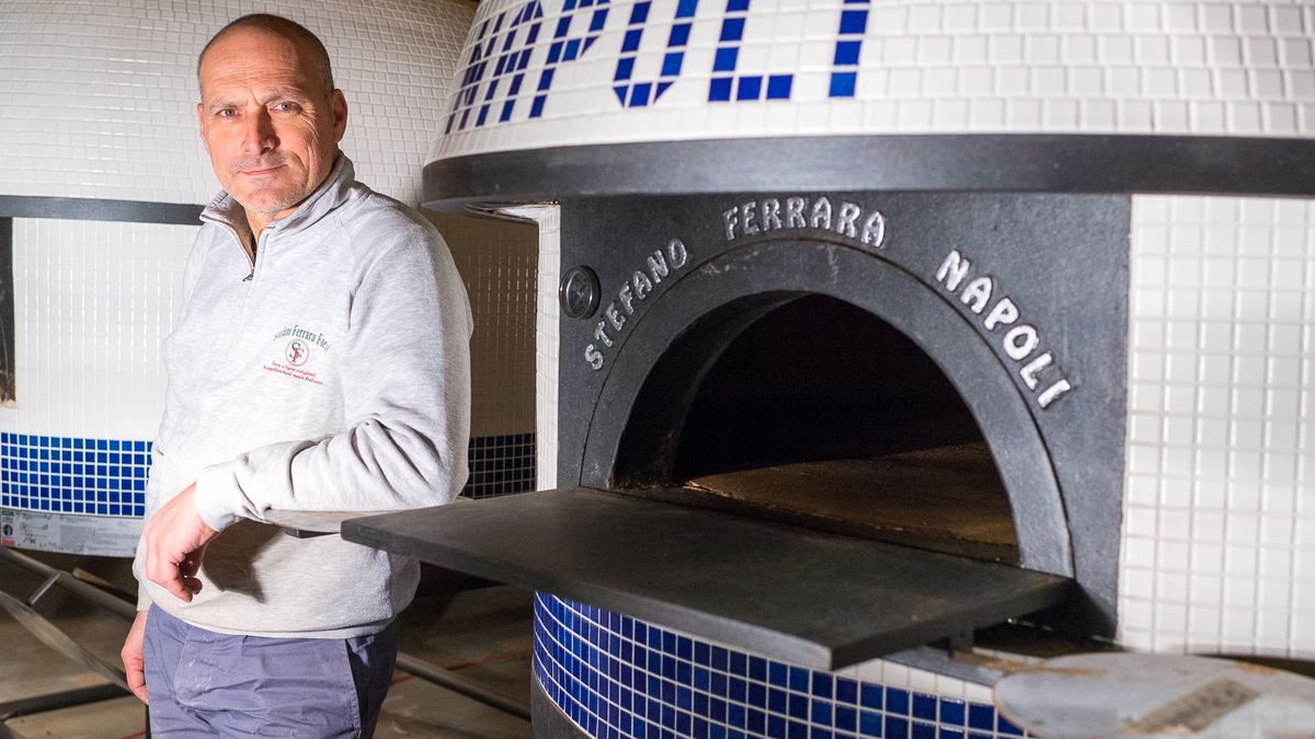 Inside The World Of Stefano Ferrara Pizza Ovens
