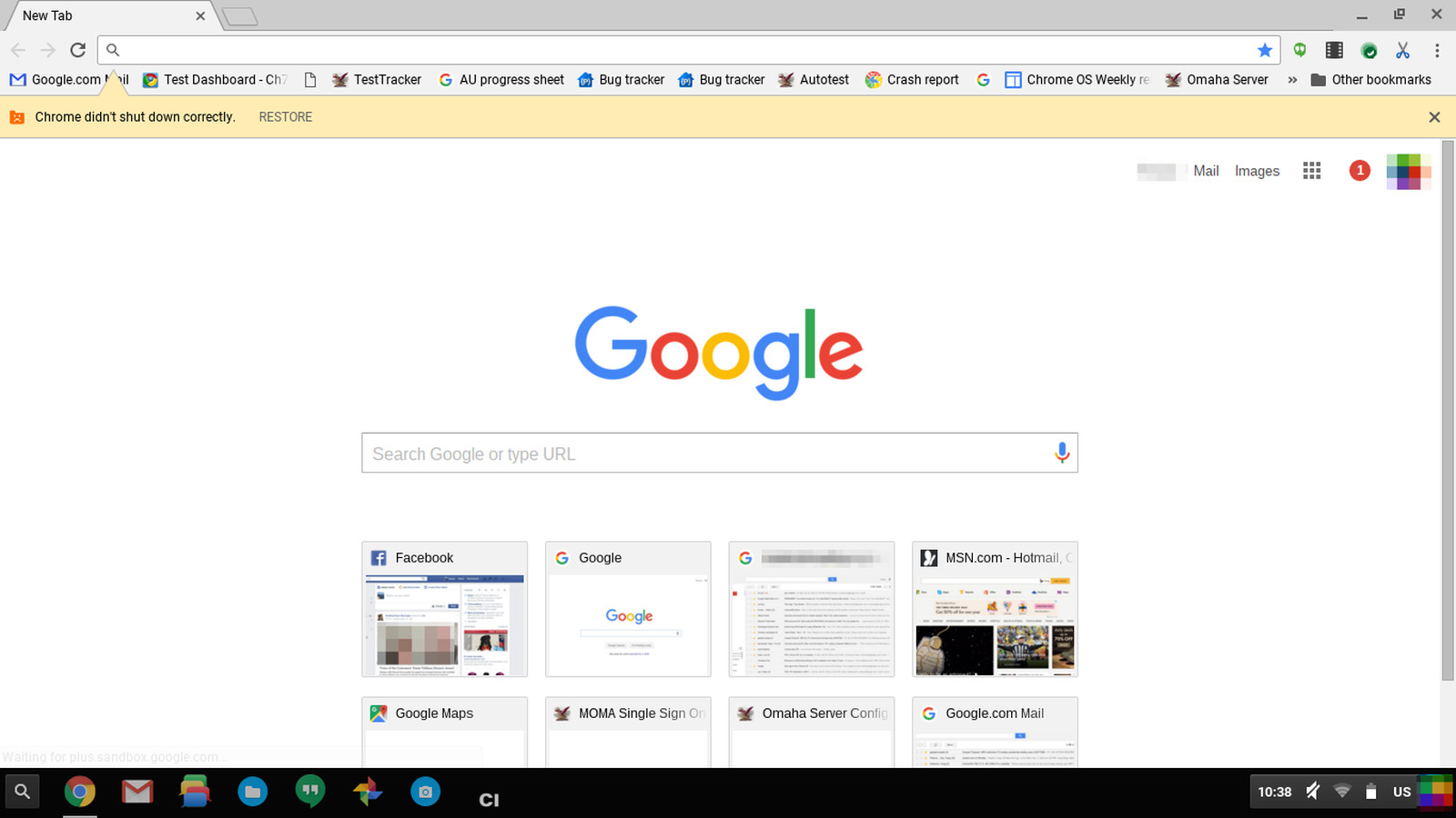 Facebook App For Google Chrome Home Page